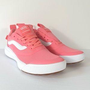 Vans UltraRange Rapidweld Strawberry pink Sneakers